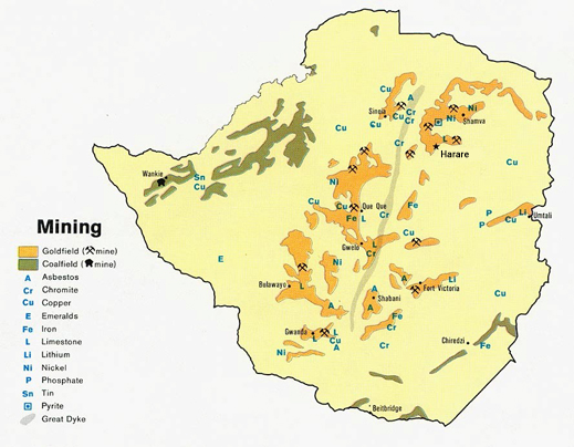 mineral-and-mining-map